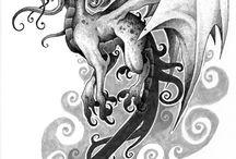 Tattoo Designs I Like / by Feline Kittykat