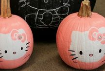 Pumpkin Designs / by Sabrina Foust