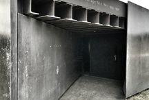 Sowjetisches Museum / Museum_Sowjetisches Museum_Berlin_Architektur_Architecture_Stahl_Membran_Werner Sobek_Fear_Angst