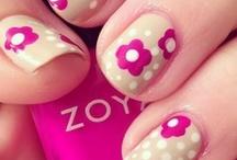 Sommer nails / Flowerdesign