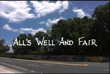 All's Well and Fair / by Luci Westphal