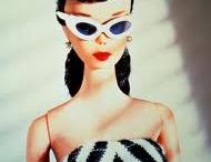 Barbie--One of my favorite things