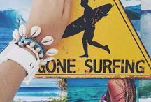 Surfing / Groovy surfing pictures