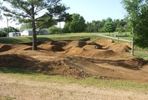 dirtbike tracks for new house
