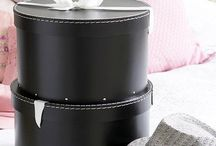 Hat Boxes / Our selection of wonderful hat boxes