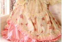 bambole d'epoca