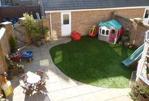 Artificial Grass Residential Installations / http://www.asgoodasgrass.co.uk/photos/