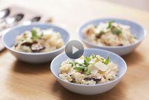 Pasta - Rice - Risotto