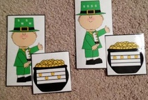 St Patrick's day / by Hannah Hall