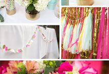 K&M (Pink Wedding - romance) / ideas for Kika´s wedding
