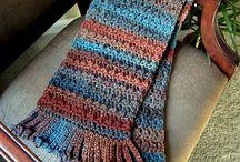 Crochet - scarf/shawl