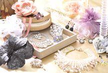 Accessory / ノバレーゼがニューヨークやミラノからセレクトしたアクセサリー  http://dress.novarese.jp/accessory/index.html