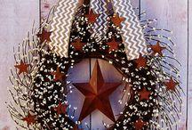 wreaths / by Jessica Ballard