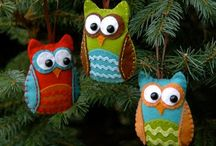 Christmas Ornaments / by Donna Neutze