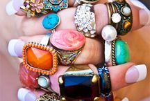 {Be Pretty} Accessory Obsession ❀  / by Shannon Oleyar