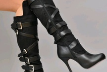 It's All About The Looks {Boots: A Fatal Attraction}