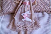 тильды и другие куклы