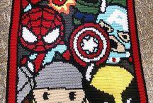 Crochet marvel