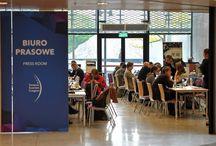 VIII Europejski Kongres Gospodarczy /  VIII Europejski Kongres Gospodarczy odbył się w dniach 18-20 maja w Międzynarodowym Centrum Kongresowym w Katowicach.