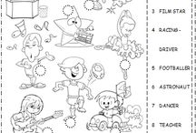 primary school worksheets