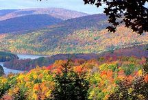 The Hudson Valley / The majestic beauty of the Hudson Valley!