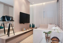 Interiores | Sala de TV | Home theater