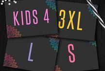 LuLaRoe Size Cards