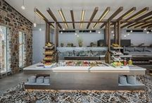 Interior Design - Snack Bar