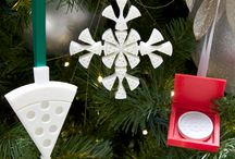 Papa John's Better Ornaments / Put some pizza spirit on your tree with these free, 3D printed holiday ornaments. Download the CAD files free at http://bit.ly/BetterOrnaments