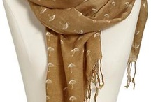 Scarves, shawls, and cowls