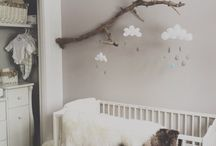 Nursery cot room ideas