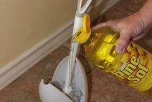 Get your clean on! / Household cleaning tips