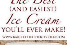 Dessert-oppskrifter