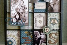 Crafts - Memory Trays / by Cheryl Bailey
