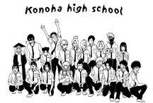 Konoha High School