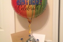Birthday Ideas / by Stacey Jackson