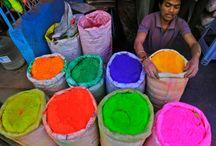 A puro color! / by Josefina Delacre