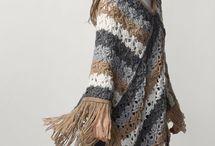 Ponchos & shawls
