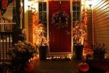 Fall & Halloween.