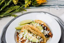 Taco Tuesday / Every day is Taco Tuesday in our world. These recipes will make sure you are prepared each and every time Taco Tuesday rolls around.