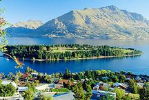 New Zealand / by Andrea S