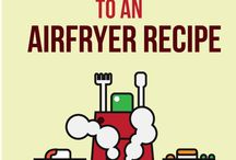 Recipes - airfryer