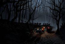 Fantasy dark