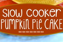 slow cooker pies