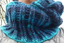 crochet shawls and hats