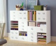 Craft Room Organization / I want to create a more organized space for crafting...currently my only option for a room to do so is our dining room - we never eat at the table anyway.  I am working at Michael's so employee discount on JetMax Storage is a definite option...