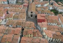 Villages of Val d'Orcia and Mount Amiata / The cities of Val d'Orcia and Mount Amiata views from your eyes. Discover the many beauties locked up in these little old towns and help us to spread them through these pages.
