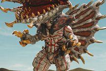 The wonderful world of Kaiju