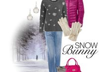 Contest entries - 068 - Snow bunny