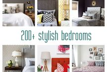 Bedroom inspiration / by Rori Roy